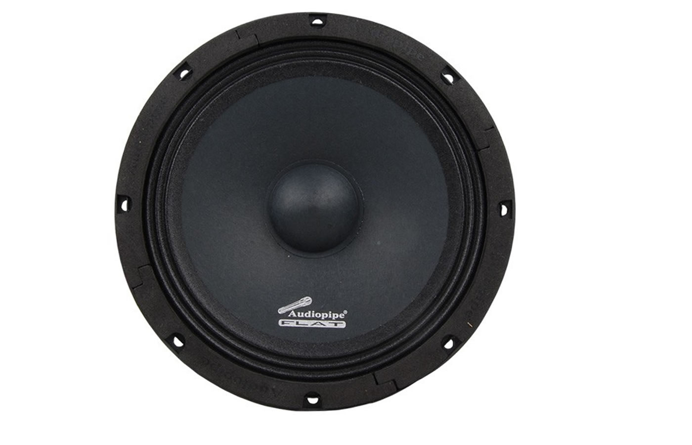 "Audiopipe APMB-8-B 8/"" 500W Low//Mid Frequency Midbass Speaker Loudspeaker APMB-8B"