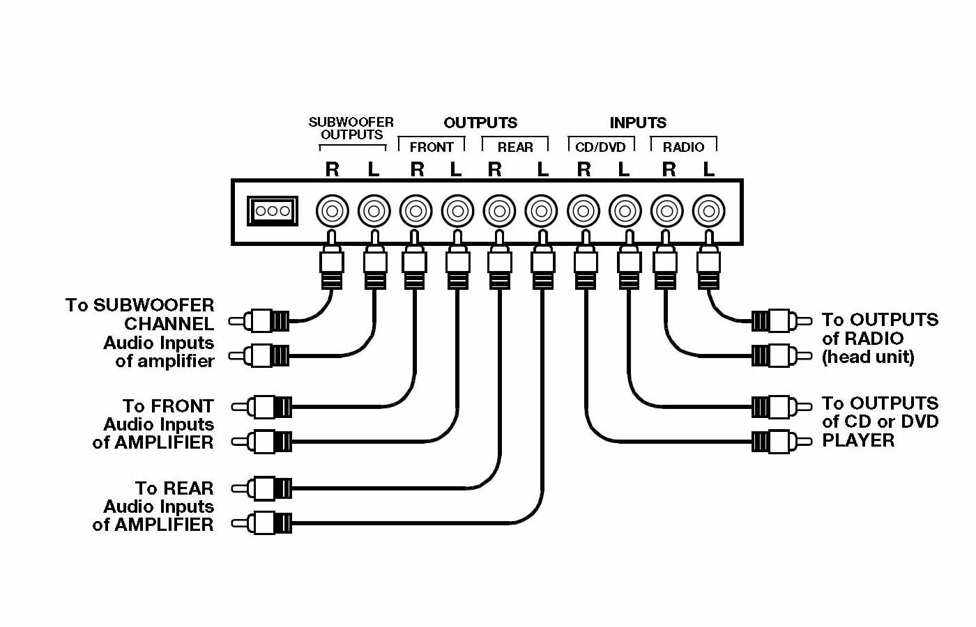 kenwood equalizer wiring diagram